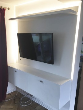 Mueble TV / Ñuñoa