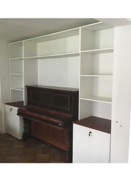 Biblioteca / Ñuñoa