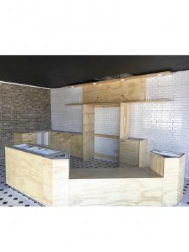 Cafeteria / Maxi Donas