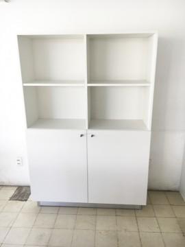 Closet de Almacenamiento y Escritorio